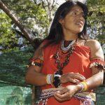 アワフン族の村に女性が居ない理由を考える。農業?工芸品作り?教育?
