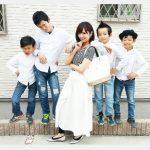 赤崎あかり(モデル)の子供や結婚、経歴(Wiki・学歴)や旦那、年収や大家族のインスタが気になる!【深イイ】