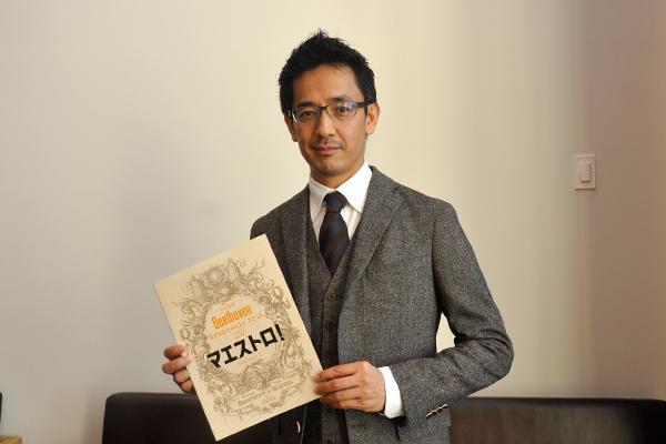 小林聖太郎(映画監督)の父親は上岡龍太郎!結婚している?