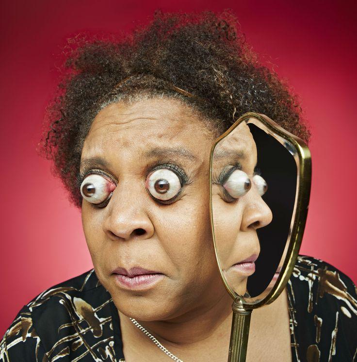 キム・グッドマンの目玉画像やプロフィールは?ギネス記録で12mm眼球が飛び出す!