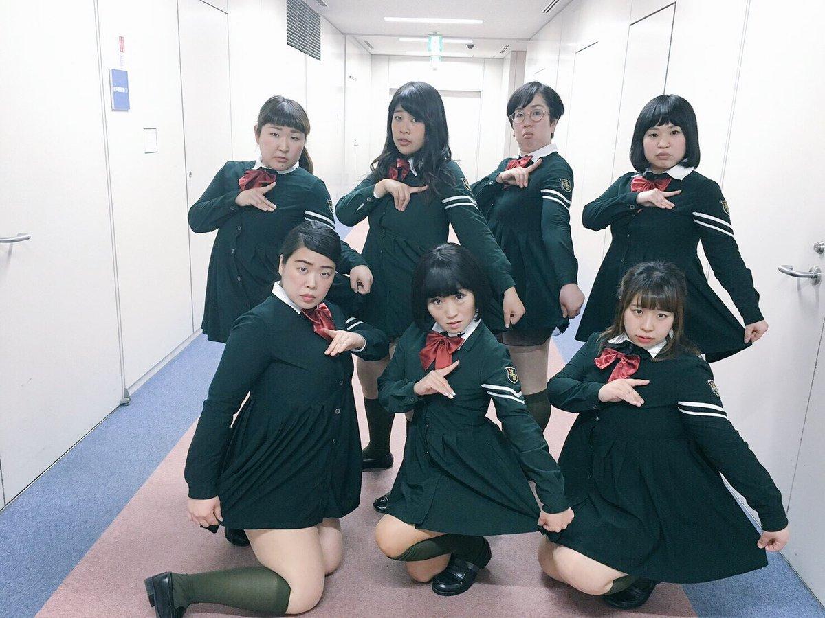 松木坂46のメンバーのプロフィールや画像・動画は?ものまね紅白歌合戦でテレビデビュー!