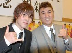 小金沢雅弘(小金沢昇司の息子)の経歴や彼女、2世タレントで束縛がヤバイ?