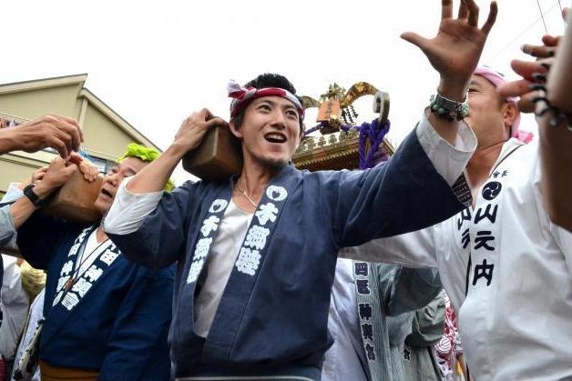 宮田宣也(神輿職人)のwiki経歴や結婚・彼女、年収やアシタスキ、祭の男になった理由・きっかけは?【マツコの知らない世界】