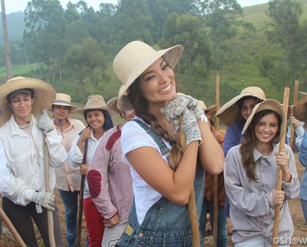 ノイヴァドコルデイロ(ブラジル)は女だけの村で0円生活の楽園?デリーナさんとは?経緯や歴史背景は?
