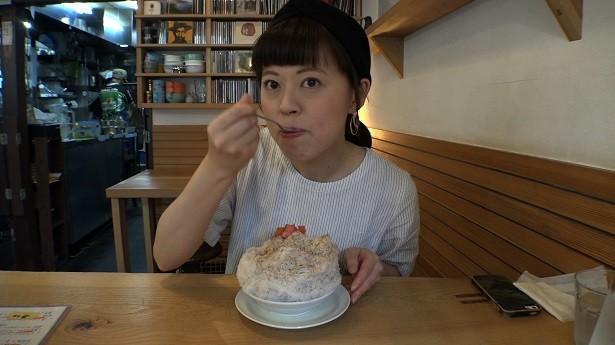 伏野亜紀のかき氷店の場所・画像や口コミ、結婚や経歴・年収は?【セブンルール】
