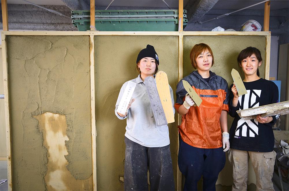 福吉奈津子(左官)の経歴や年収、結婚(旦那・子供)や会社は?【ナカイの窓】