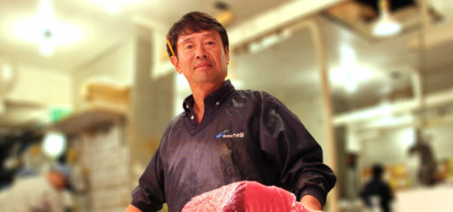 山口幸隆(マグロ仲卸人)の経歴や年収、結婚や店「やま幸」、目利きの方法が凄い【情熱大陸】