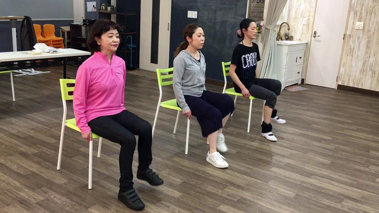 座タップダンスの方法・やり方動画や効果、教室は?認知症予防に効果大?【中野章三】