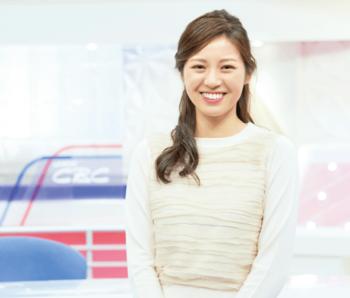 柳沢彩美アナの結婚(夫)や学歴、年収や身長・体重・スリーサイズは?【CBCテレビ】