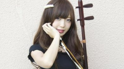 KiRiKoキリコ(二胡奏者)の本名や激辛グルメ、彼氏や年齢、国籍は日本人?【アウトデラックス】