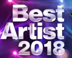 ベストアーティスト2018のタイムテーブル・セトリ(出演順番)や出演者、見どころは?