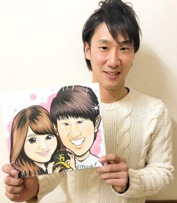 高田知季の結婚相手(嫁)の名前や顔画像、経歴や成績も気になる【ソフトバンク】