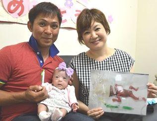 金城寧々ちゃんの今現在は?体重261gの赤ちゃんで、原因や父親・母親、病院や障害の心配は?