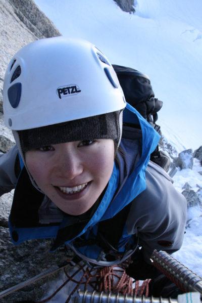 小松由佳(登山家)の経歴や結婚(夫・子供)、K2登頂歴や写真も気になる!【衝撃のアノ人に会ってみた】