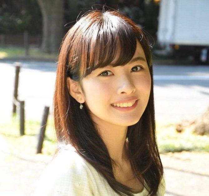 河出奈都美アナ(日本テレビ)がかわいい!彼氏や大学、インスタや身長・体重・スリーサイズは?