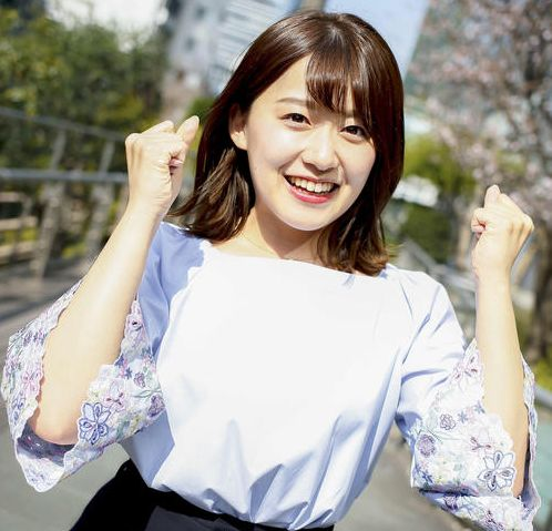 尾崎里紗アナ(日テレ)がかわいい!彼氏・結婚や同期、大学や身長・体重・スリーサイズは?
