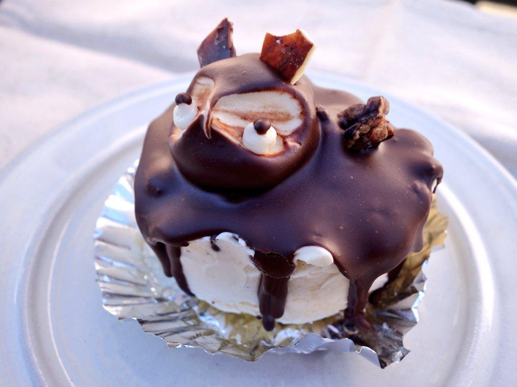 パティスリーコウゲツのポンタケーキ(たぬきケーキ)の画像や口コミは?大田区の凄いデコレーションケーキ屋【月曜から夜ふかし】