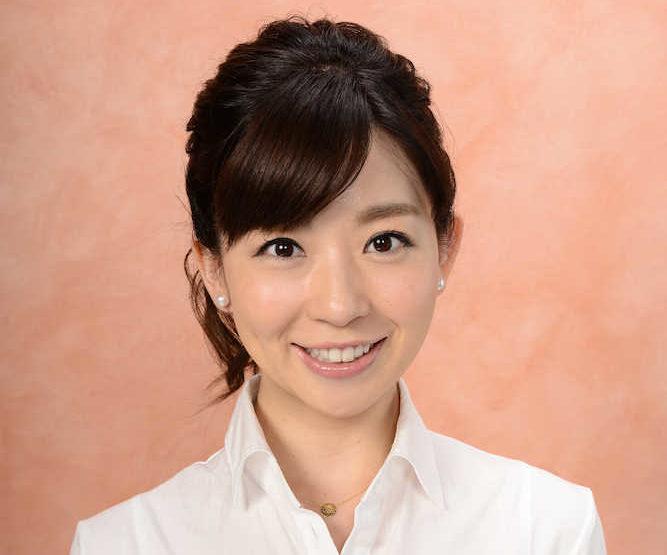 松尾由美子アナの結婚相手の夫や大学、身長・体重・スリーサイズは?【テレビ朝日】