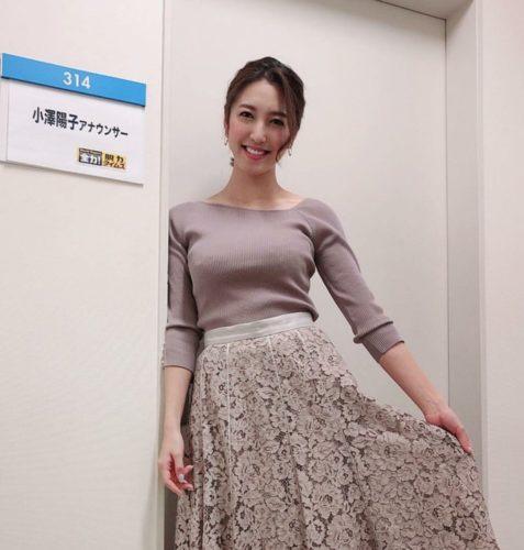 フジ テレビ アナ 小澤